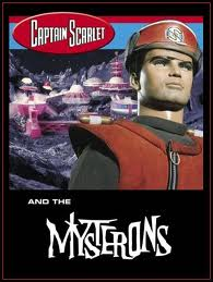 Капитан Скарлет и Мистероны / Captain Scarlet & The Mysterons