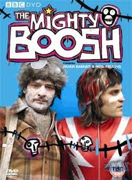 Майти Буш / The Mighty Boosh