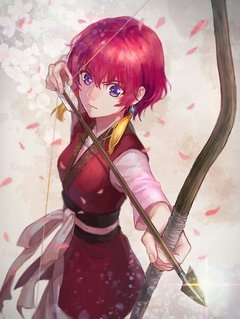 Рассвет Йоны / Akatsuki no Yona / Yona of the Dawn