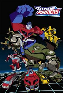 Трансформеры / Transformers: Animated
