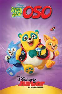 Спецагент Осо / Special Agent Oso