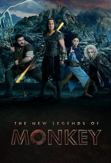 Царь обезьян: Новые легенды / The New Legends of Monkey